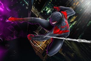 Spider Manmiles