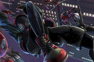 Spider Verse All