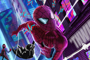 Spider Verse Gang