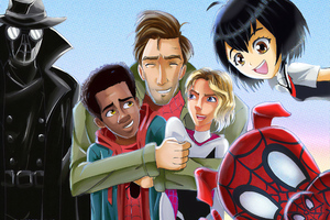 Spider Verse Group