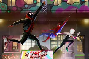 Spider Verse Guys