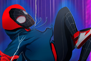 Spider Verse Latest Wallpaper