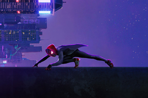 Spider Verse Miles City