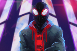 Spider Verse New Art 4k Wallpaper
