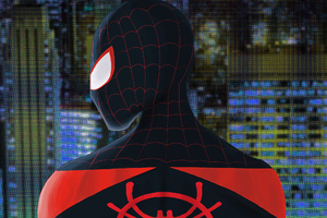 Spider Verse New Artwork Wallpaper