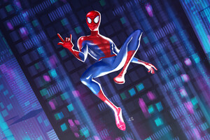 Spider Verse New Artworks