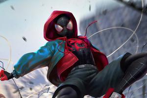 Spider Verse New Wallpaper