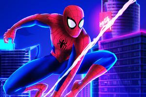 Spider Verse Spider Man