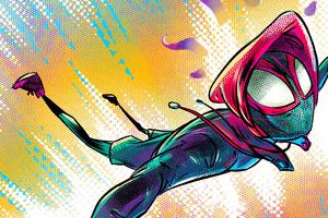 Spider Verse Spiderman