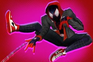 Spider Verse Spiderman Art