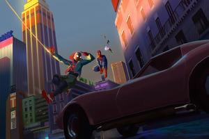 Spider Verse Team