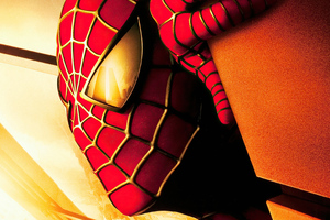 Spiderman 2002 4k Wallpaper