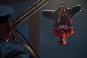 Spiderman 2017 Video Game Wallpaper