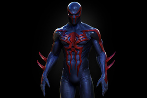 Spiderman 2099 4k 2020