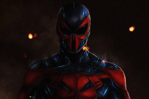 Spiderman 2099 Artwork