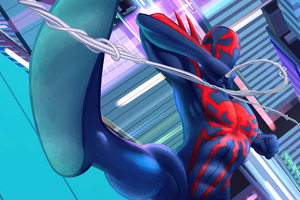 Spiderman 2099 Coming