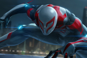 Spiderman 2099 Marel Future Fight