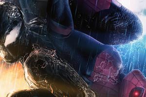 Spiderman 3 Poster 4k