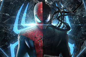 Spiderman 3 The Vision Inspire 4k Wallpaper