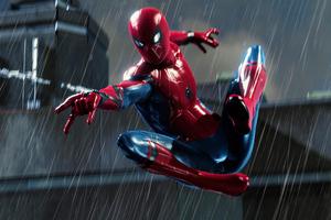 Spiderman 4k 2018 Artwork