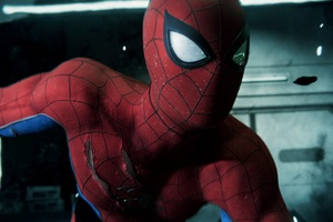 Spiderman 4k 2018