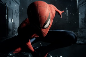 Spiderman 4k 2018 Ps4
