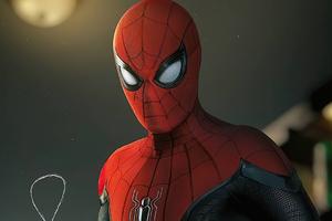 Spiderman 4k 2020 Art Wallpaper