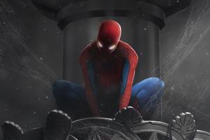 Spiderman 4k 2020 Artwork