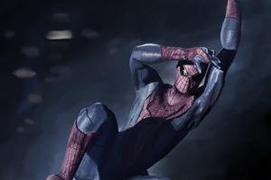 Spiderman 4k Artwork
