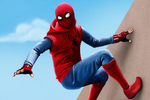 Spiderman 4k Homecoming