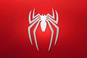 Spiderman 4k Logo Background