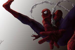 Spiderman 4k New Artworks