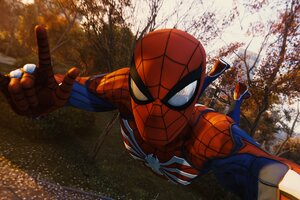 Spiderman 4k Ps Game