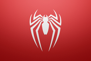 Spiderman 4k Ps Logo