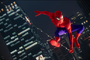 Spiderman 4k Ps4 Game 2018