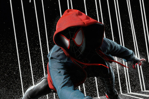 Spiderman 4k What Up Danger