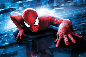 Spiderman 5k 2019 Wallpaper