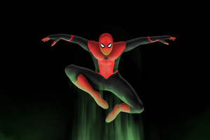 Spiderman 5k 2020 Wallpaper