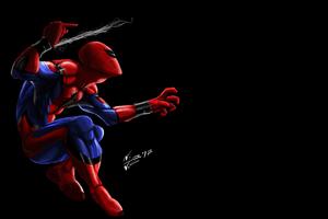 Spiderman 8k Art Wallpaper