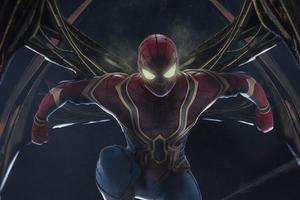 Spiderman Anti Alert Suit