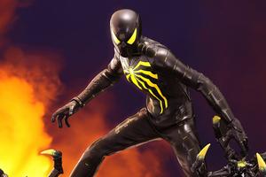 SpiderMan Anti Ock Suit 5k