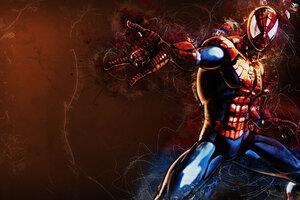 Spiderman Art 4k