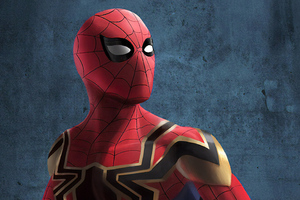 Spiderman Art New Wallpaper