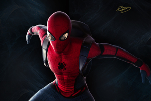 Spiderman Artwork 2018