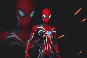 Spiderman Black Suit 5k Wallpaper