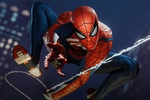 Spiderman City That Never Sleeps