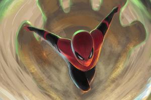 Spiderman Come