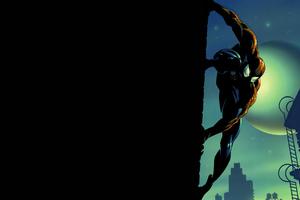 Spiderman Comic Artwork 4k Wallpaper