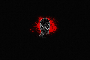 Spiderman Comic Minimalism