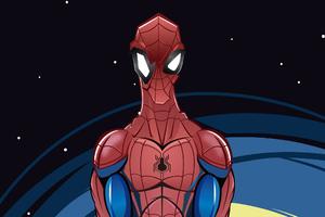 Spiderman Digital Arts 2019